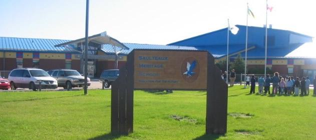 Saulteaux Heritage School